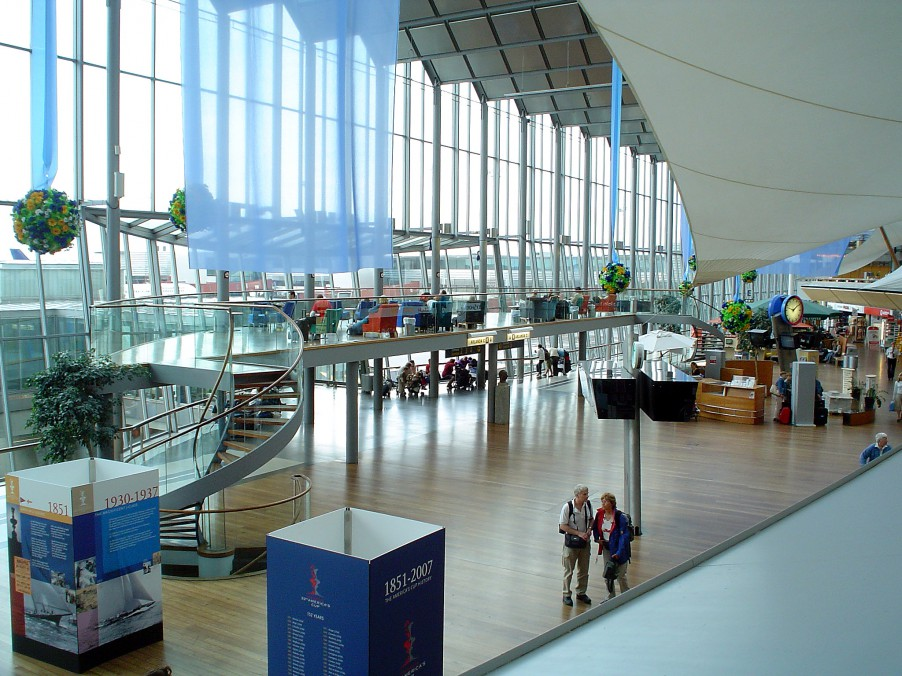 Airport_Arlanda_Sweden
