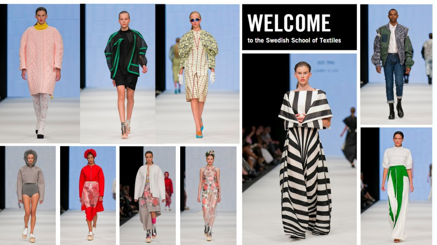Fashion Week SS14 - The Swedish School of Textiles