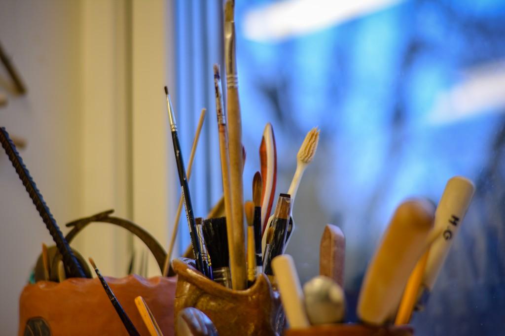 Sculptors' modeling tools