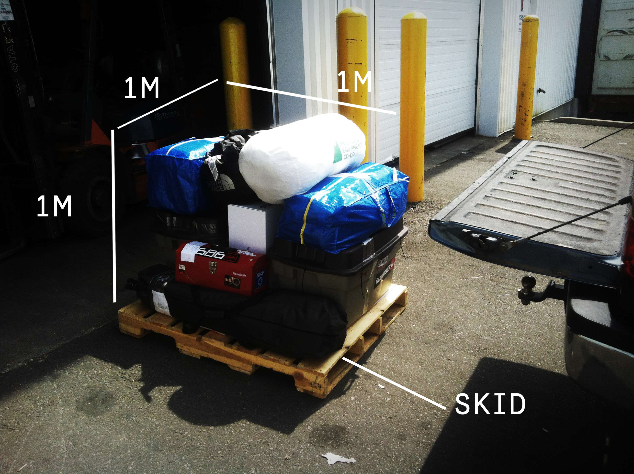 Moving to Sweden with Less-than-Container-Load Freight   Study in