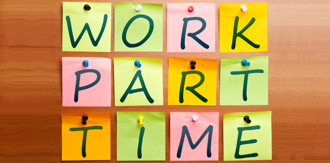 Image result for working part-time