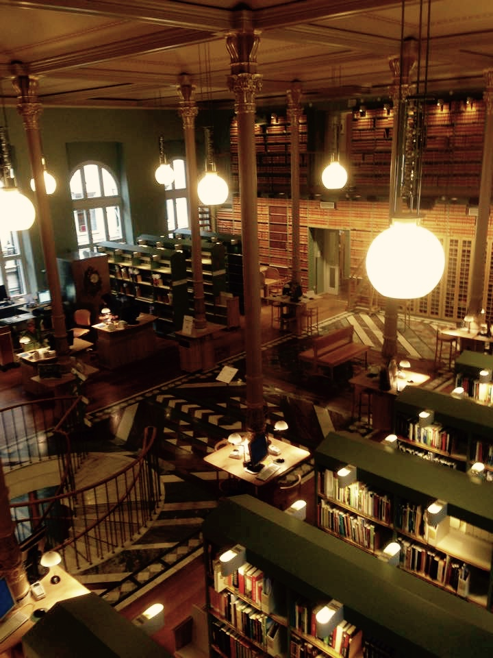 Riksdagsbiblioteket