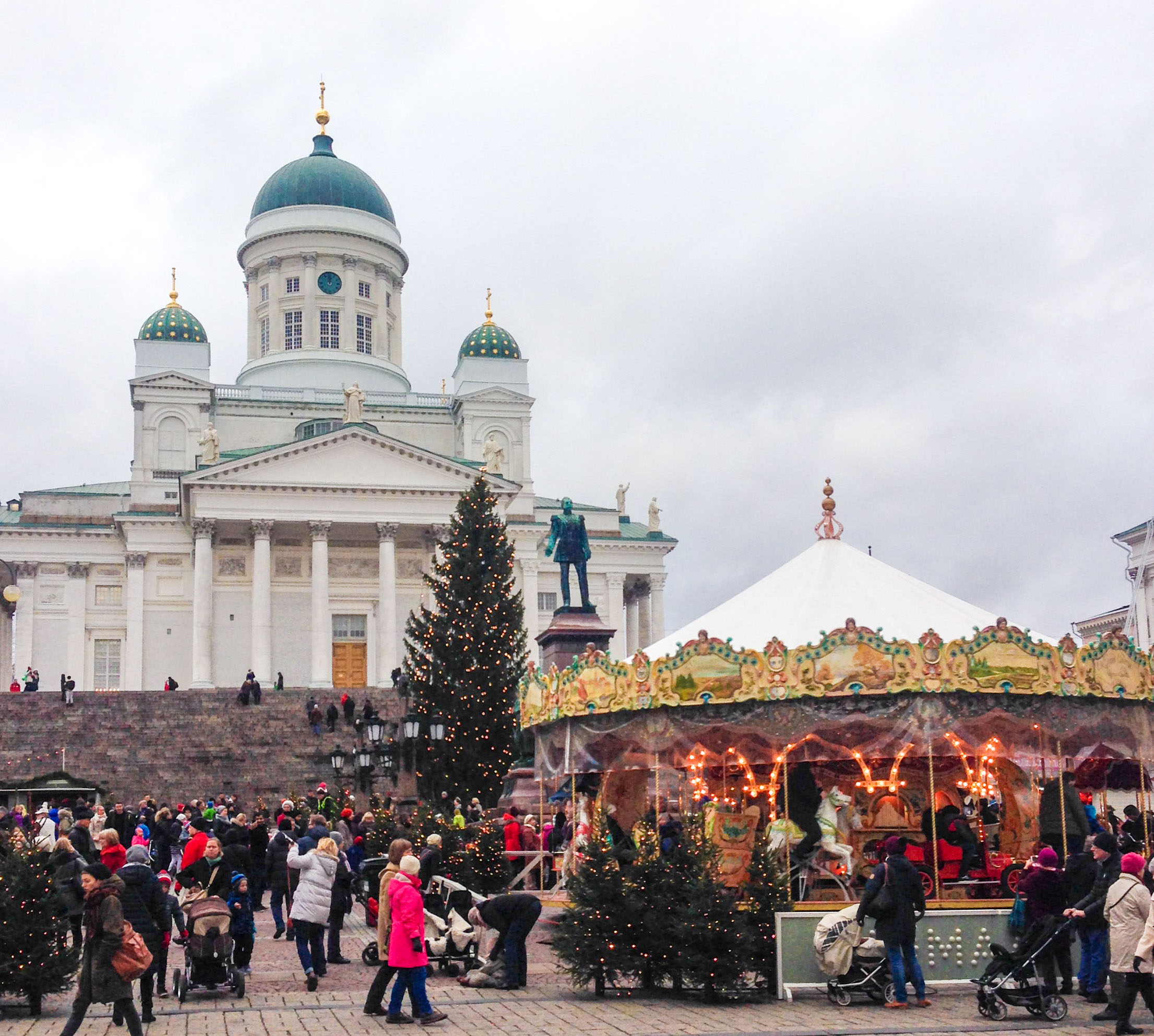 Places To Visit From Sweden: Helsinki