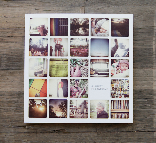 альбом для фотографий из инстаграмма