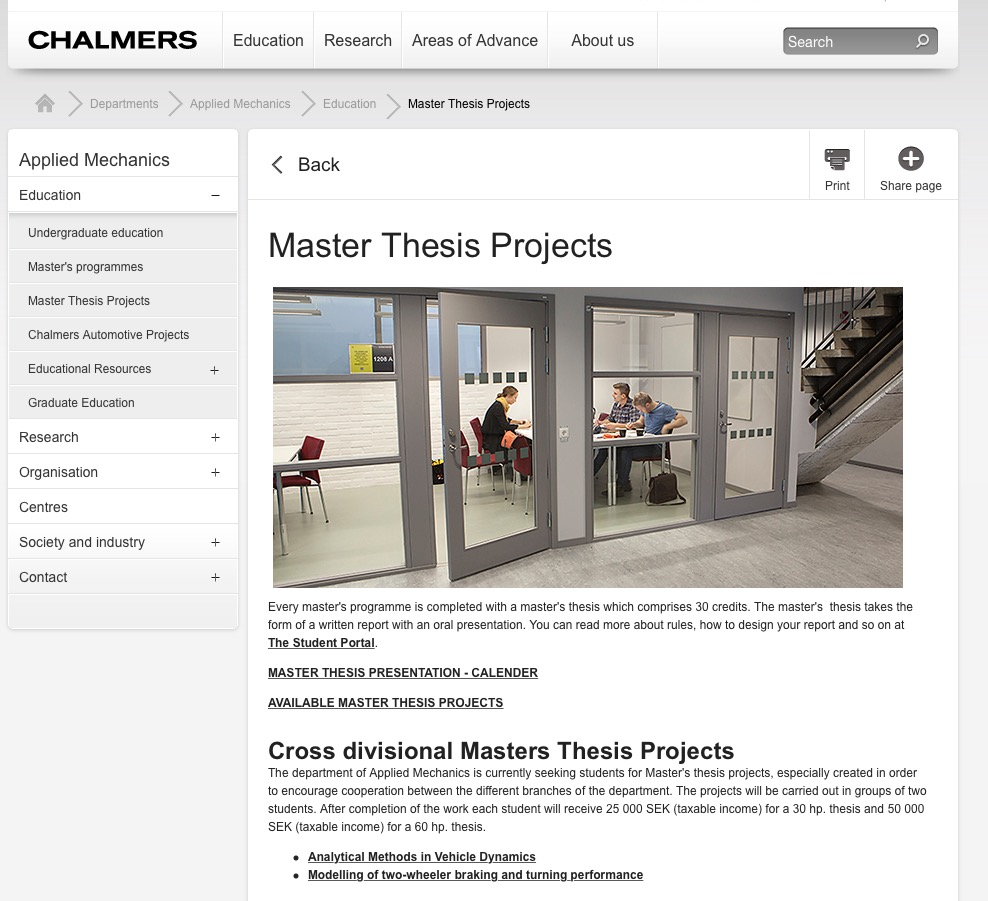master thesis rock mechanics Msce program - geotechnical engineering emphasis  rock mechanics (4) ce 540  earth retaining structures (4) ce 542  geotechnical earthquake engineering (4)  each student must complete either a master's project ce 695 for a total of 4 units) or a master's thesis (ce 696 for a total of 8 units) program of study.