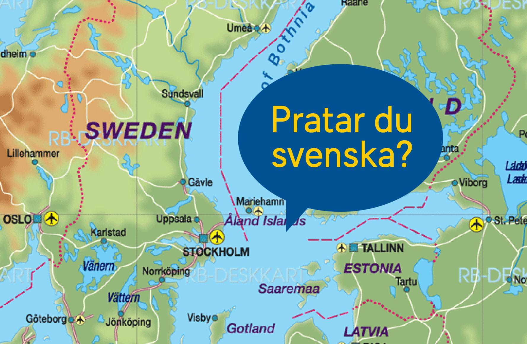 talk sweden