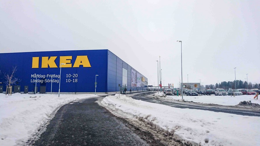 ikea has arrived in ume study in sweden the student blog