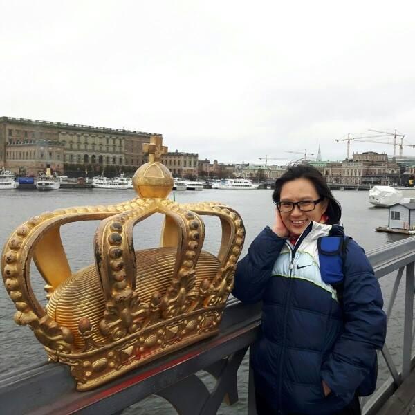 Siska in Stockholm