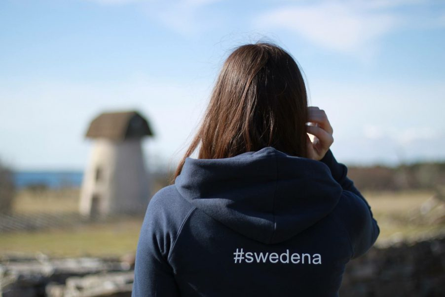 #swedena, over and out.