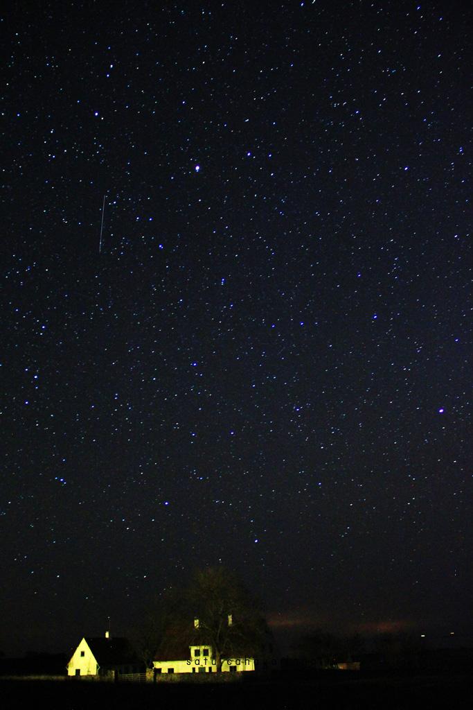 Stars in Fårö, Gotland