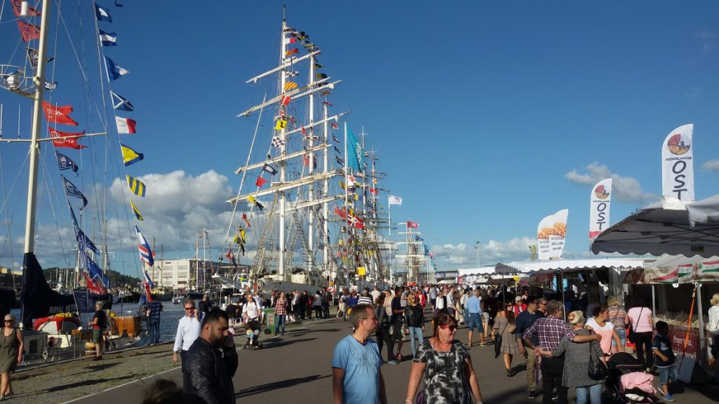 1Gothenburg regatta 2016