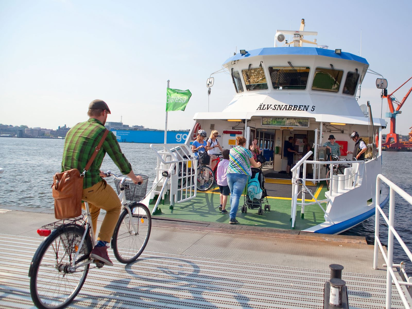 Ferry Gothenburg