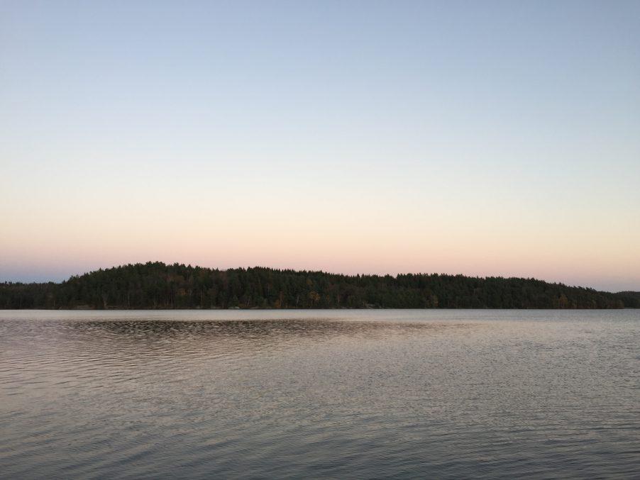 Lake Delsjön, Gothenburg