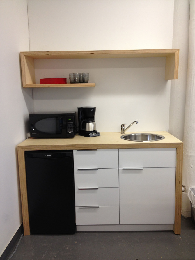 Warehouse Kitchenette