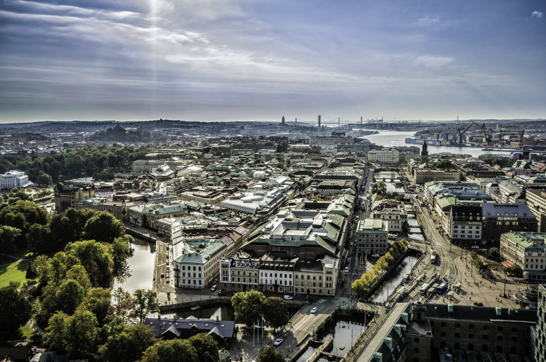 48 hrs Gothenburg on a budget