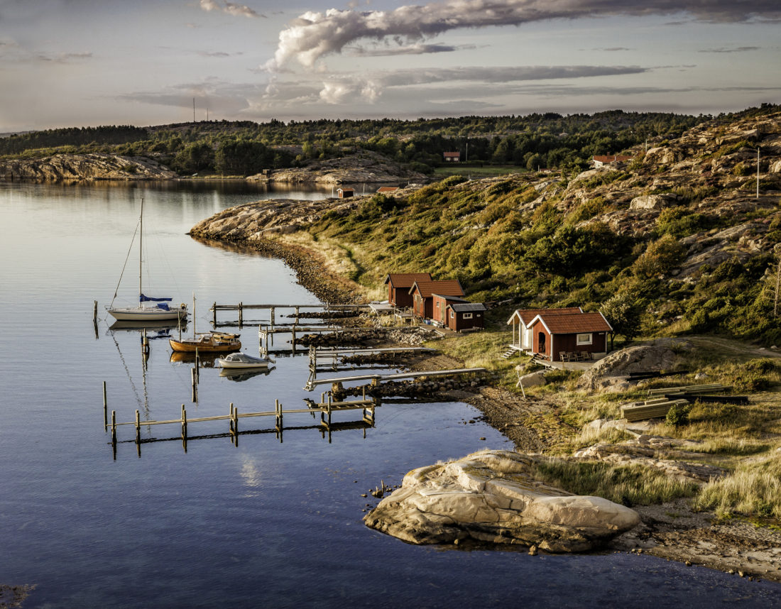 Weekend Getaway: Hamburgsund