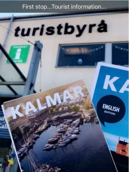 Day trip to Kalmar