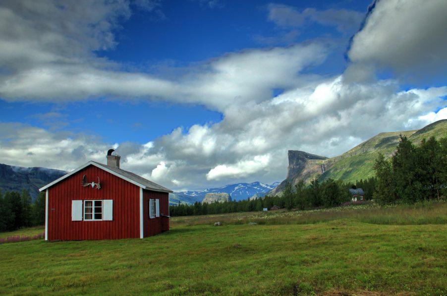 STF Aktse cabin