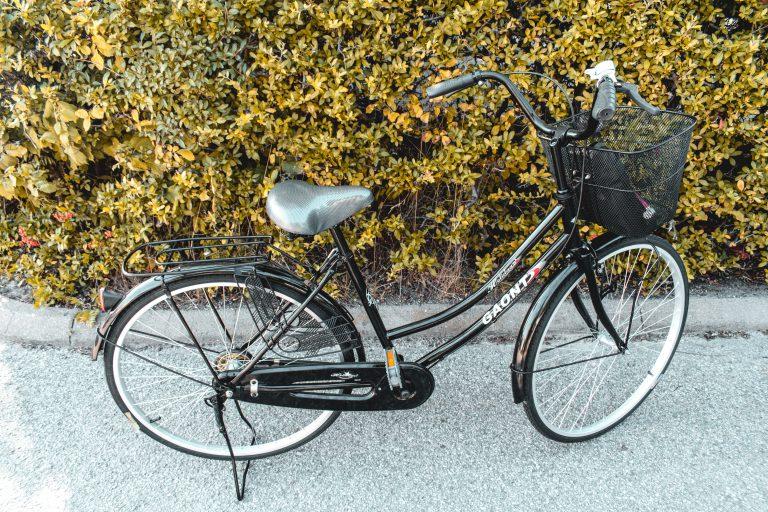 Bike in Lund