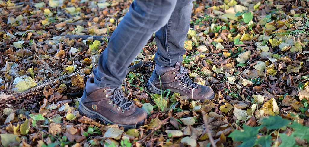 This boots are made for hiking