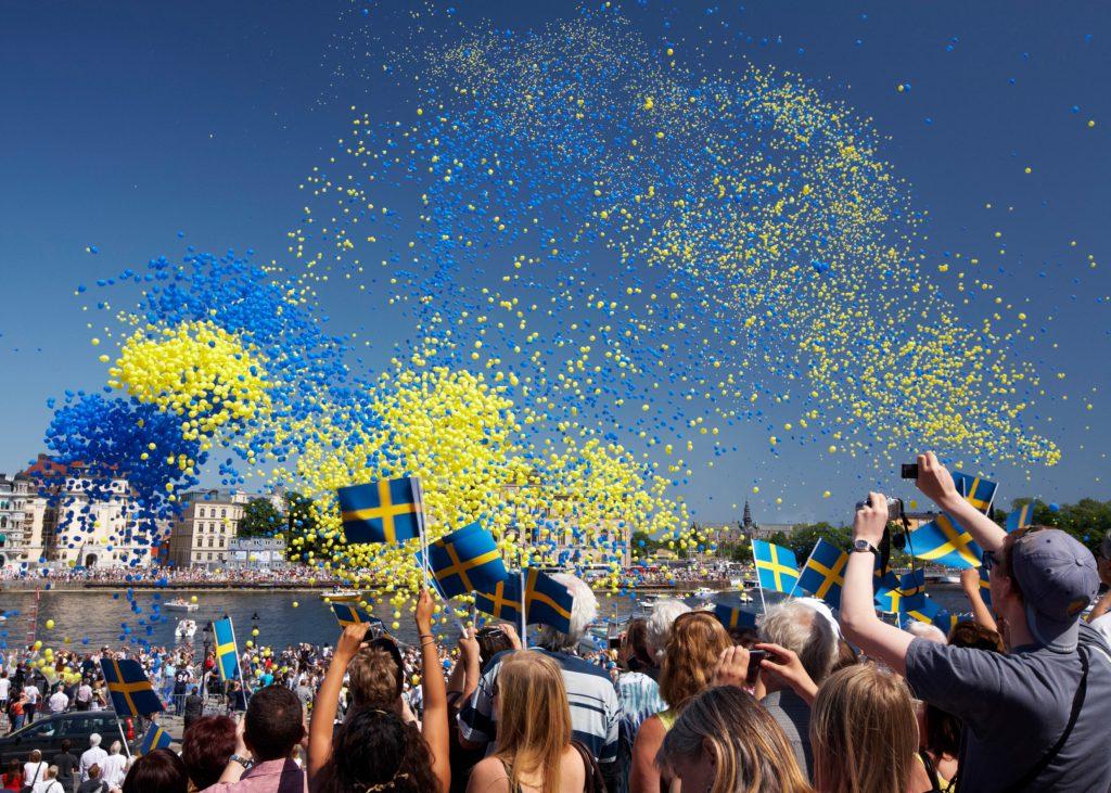 Holidays in Sweden