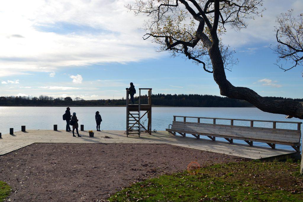 At Lake Mälaren