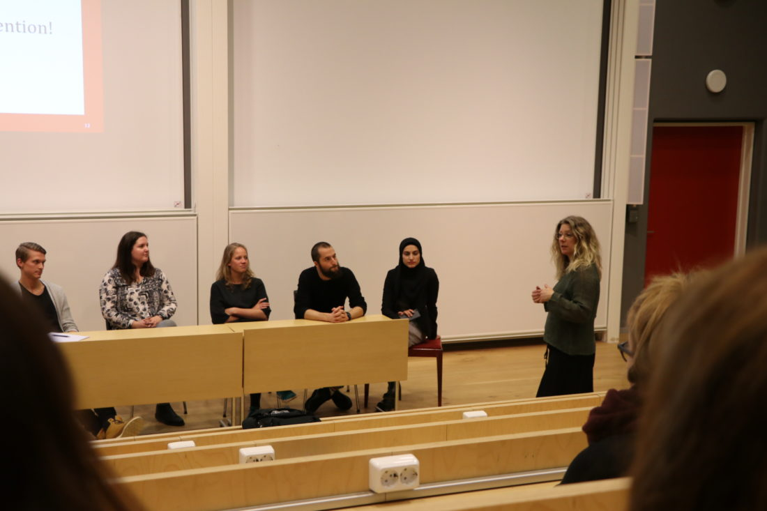 Past students of the Criminology Masters Program at Malmö Univeristy