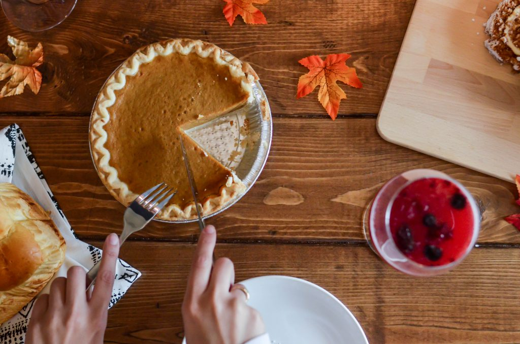 Pumpkin pie, Source: Unsplash, Element5 Digital