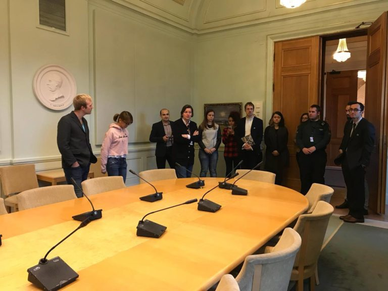 The Swedish Parliament