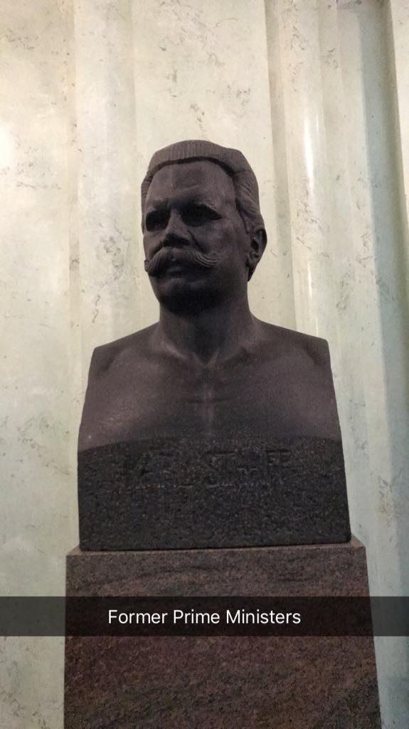 The Swedish Parliament