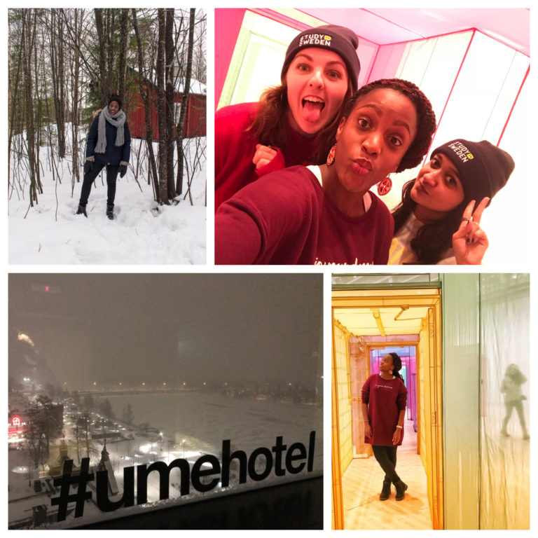 Weekend in Umeå