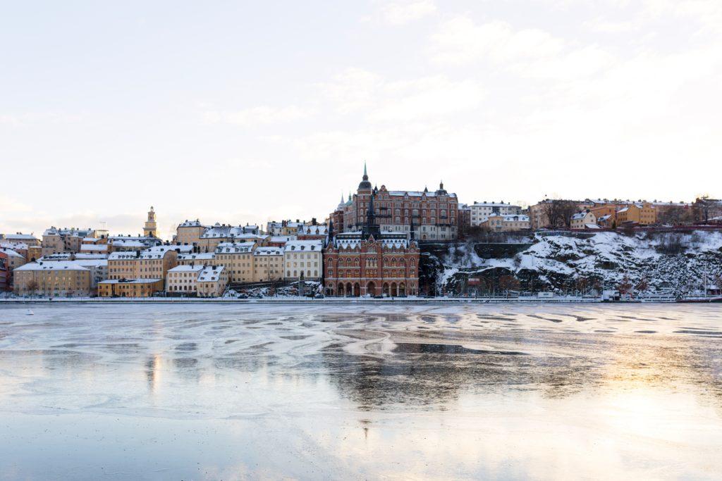 Södermalm, Stockholm, Source: Jon Flobrant, Unsplash