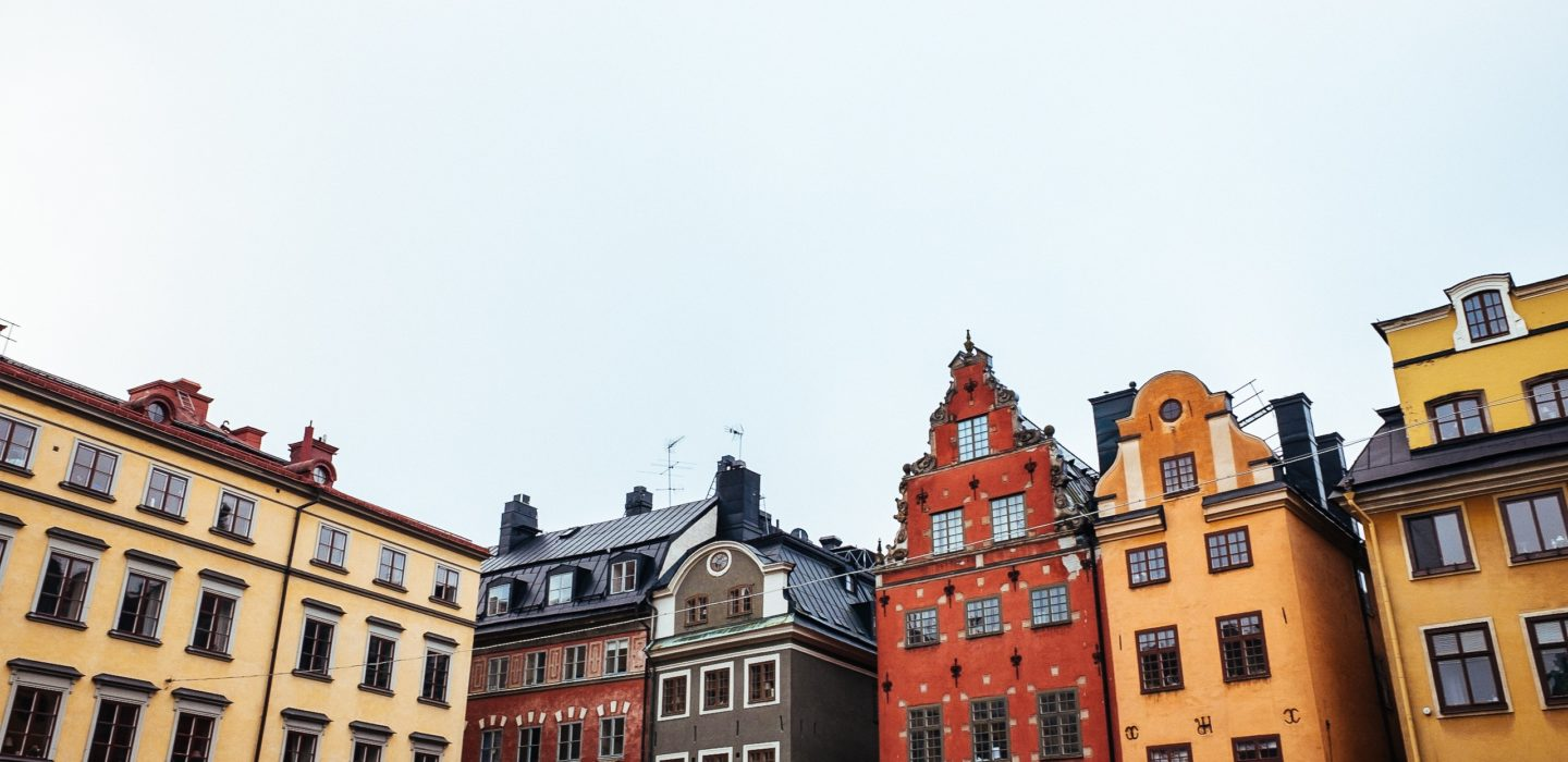Gamla Stan, Source: Rob Bye, Unsplash