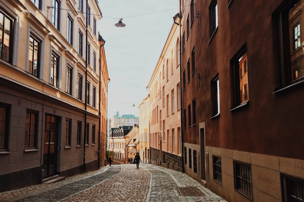 Strolling through Stockholm, Source: Sara Riano, Unsplash
