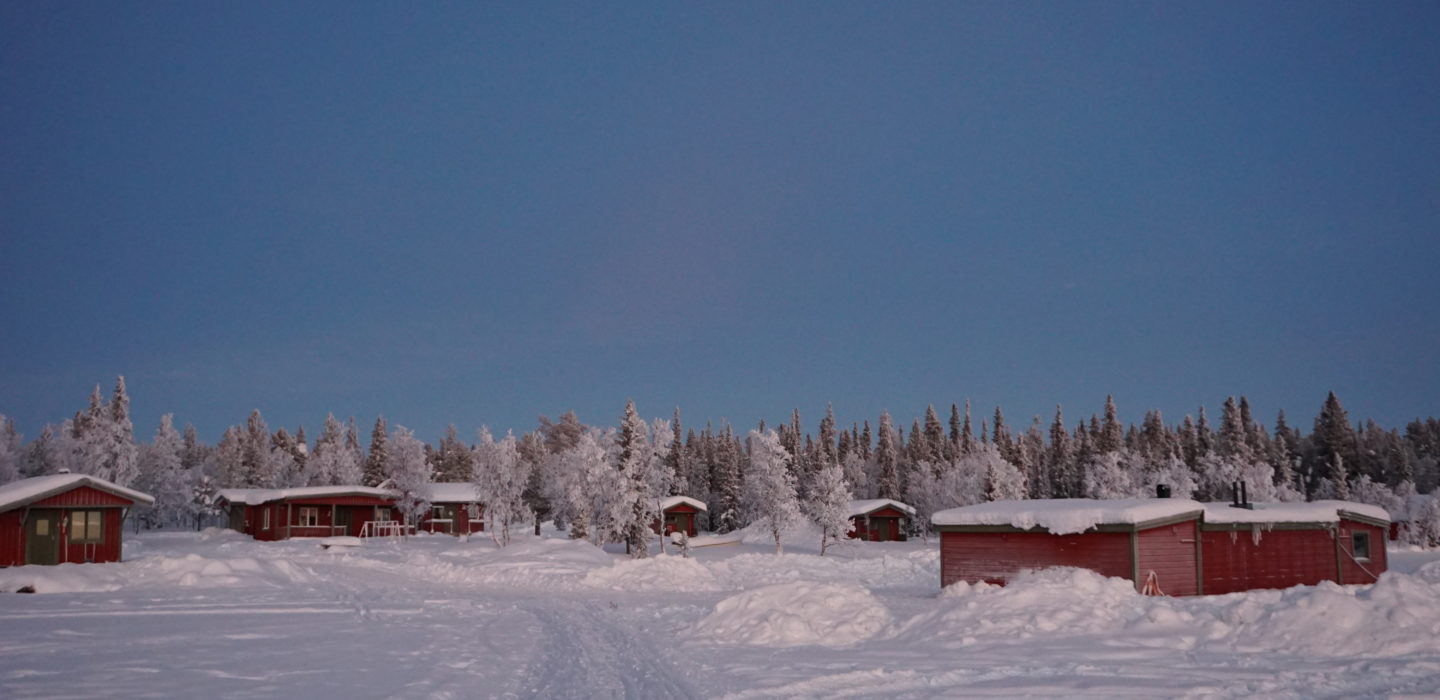 The Camp Alta cabins, Source: Inez