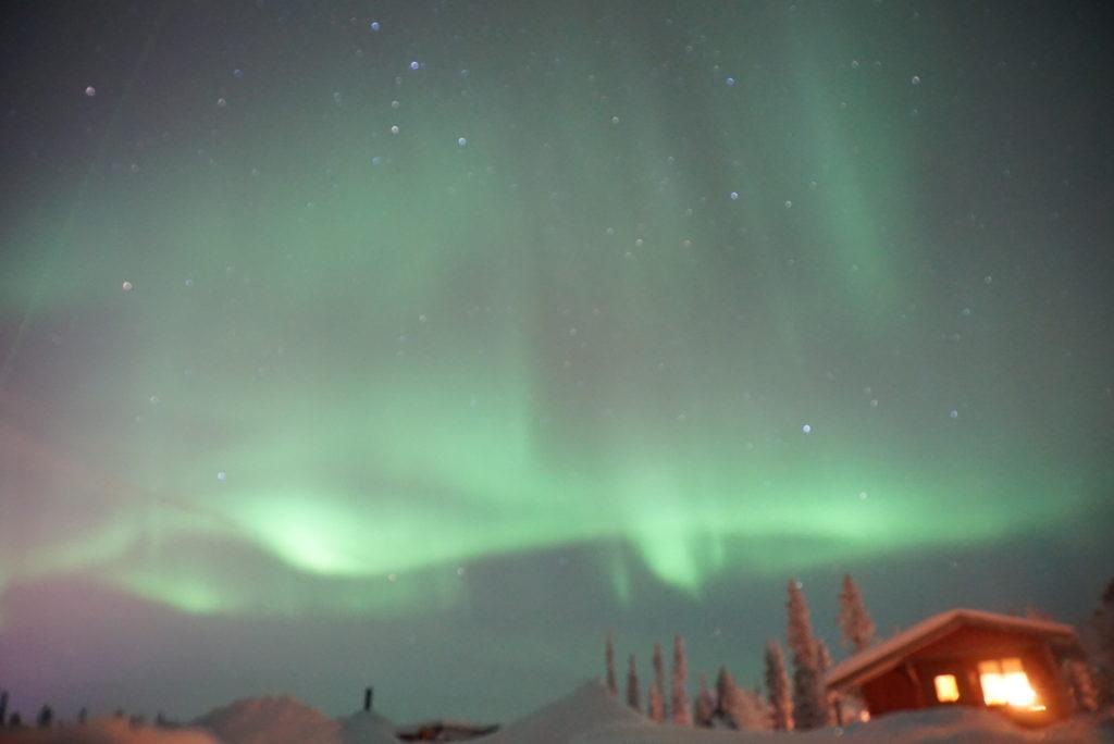 Northern Lights, Source: Inez