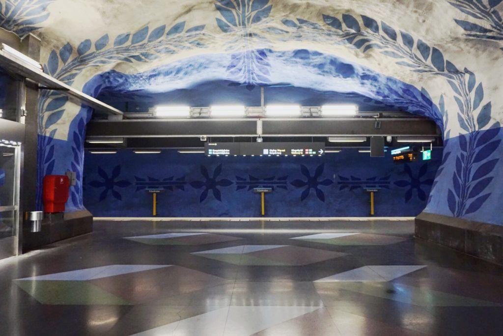 T-Centralen, Source: Inez