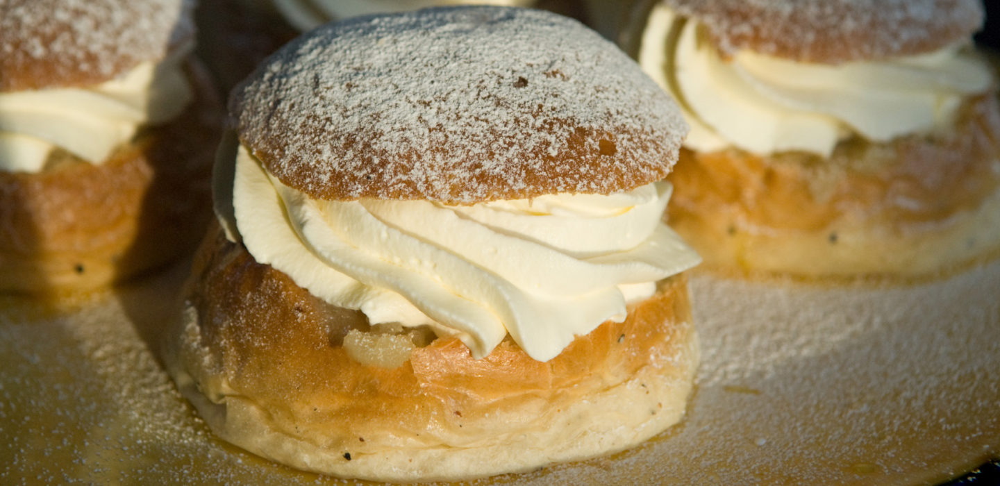 Semla | Source: Mona Loose/imagebank.sweden.se