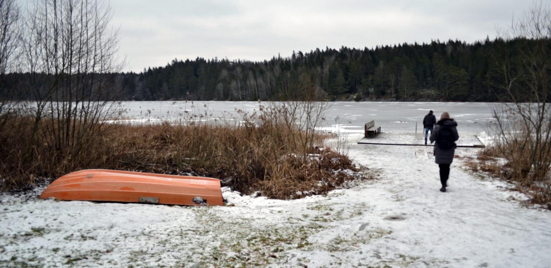 Winter in Sweden | Source: Sania Saraswati