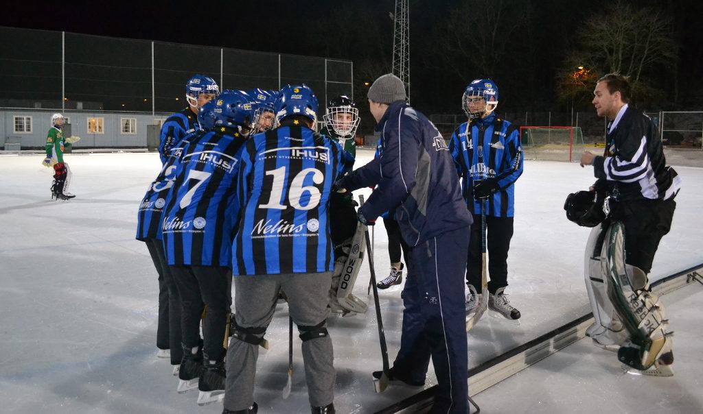 The Blue team (Source: Sania Saraswati)