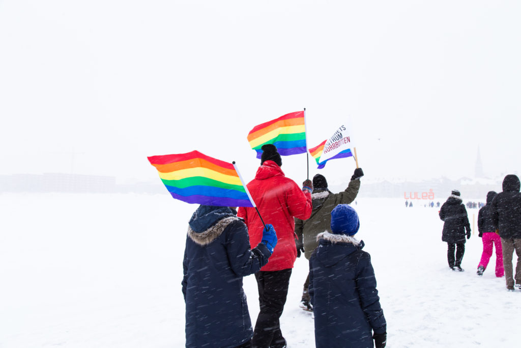 Luleå Pride on Ice