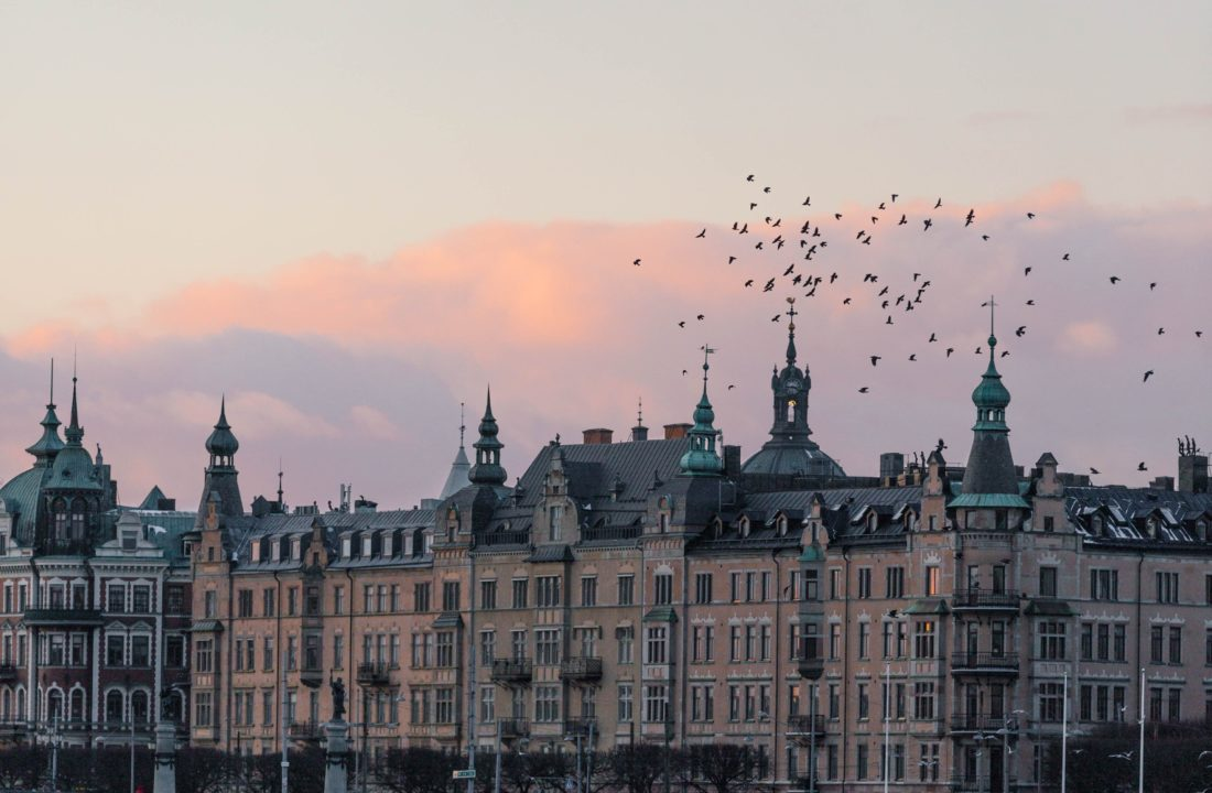 Stockholm, Source: Marten Bjork, Unsplash