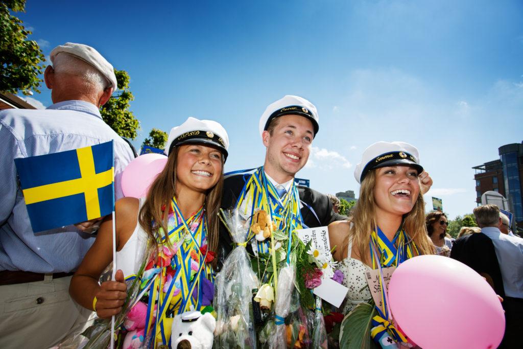 Image result for graduation in sweden