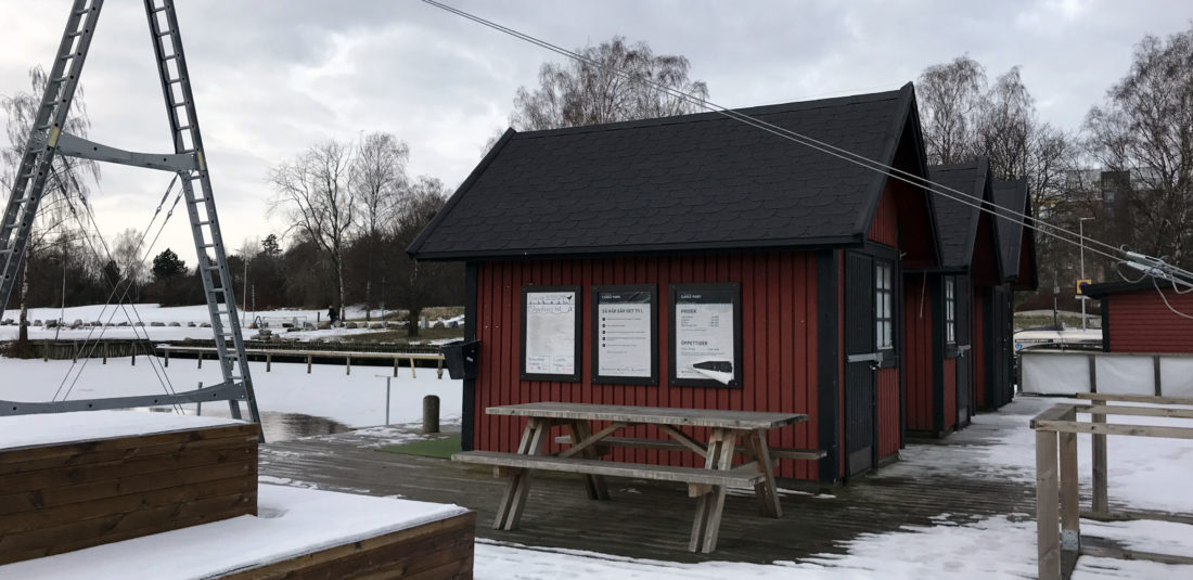Visit to Västerås