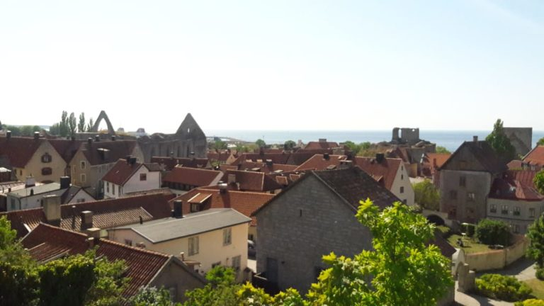 Summer Town: Visby
