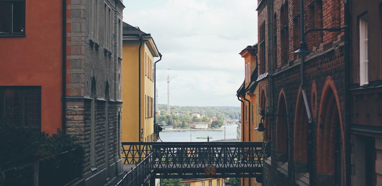 Stockholm, Source: Peter Wendt, Unsplash