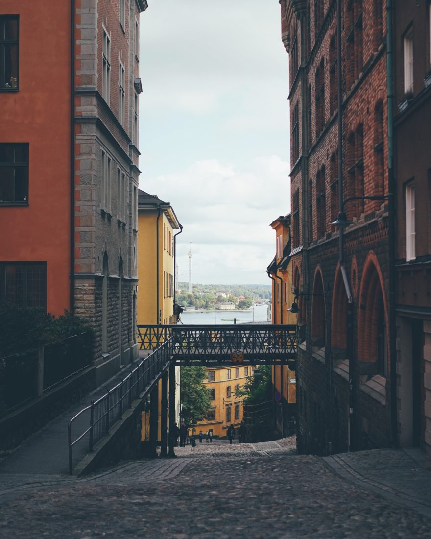 Stockholm, Source: Peter Wendt, Unsplash