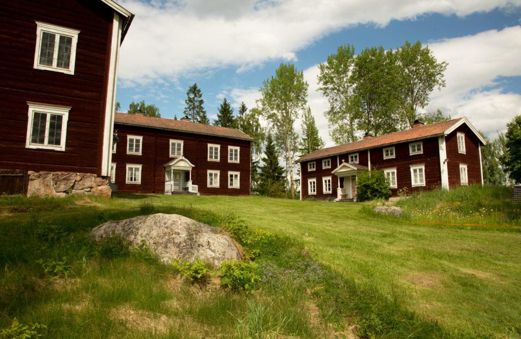 Hälsingegård (Source: Håkan Vargas S/imagebank.sweden.se)