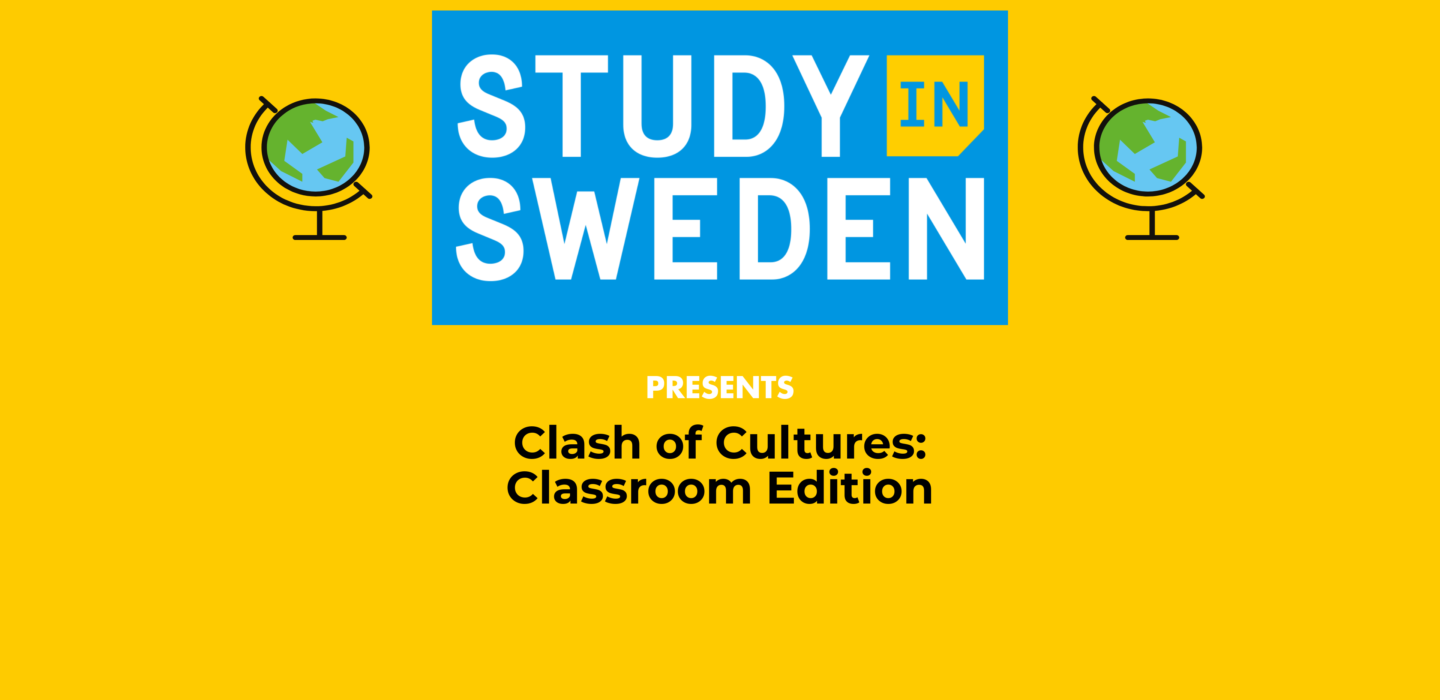 Clash of Culture: Classroom edition