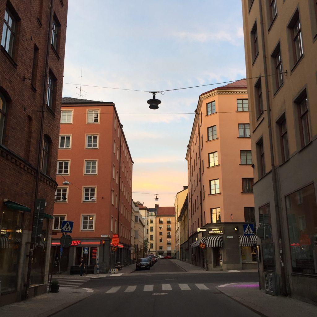 Södermalm, Stockholm buildings